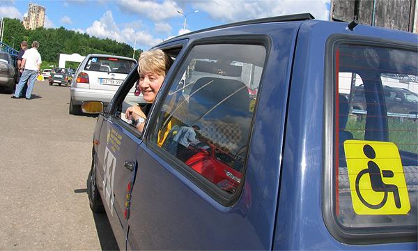 В России наладят выпуск автомобилей для инвалидов