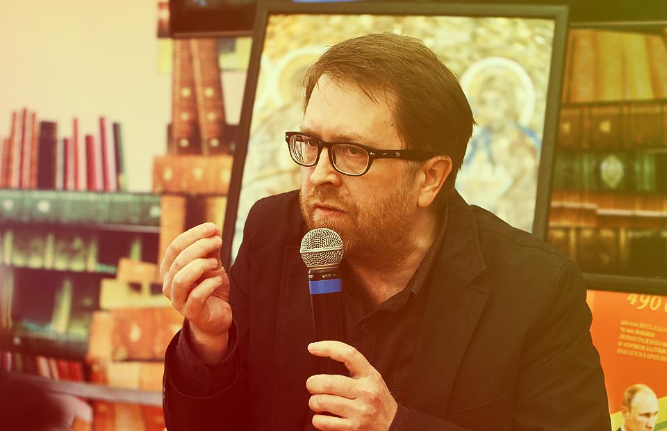 Андрей Геласимов: «У нас маскулинное общество, с этим ничего ...