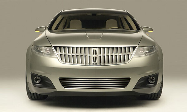 Концепт Lincoln MKS