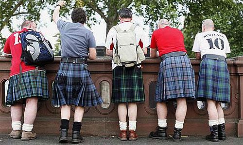 Шотландцы громят автоматические радары