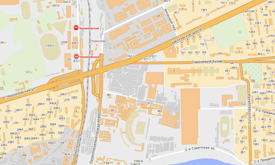 Закрытие Черкизовского рынка разгрузило дороги на востоке столицы