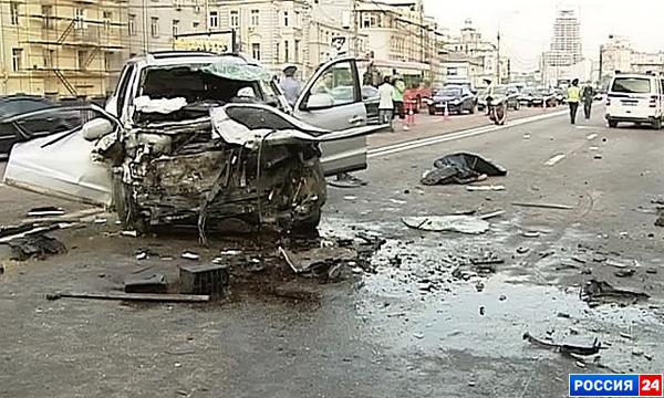 Число жертв ДТП, в котором погиб Н. Емшанов, выросло до 4 человек