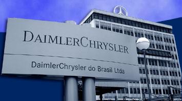 DaimlerChrysler отпраздновал 50-летие завода в Бразилии
