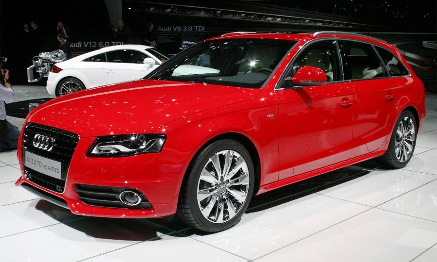 Новая Audi A4 Avant
