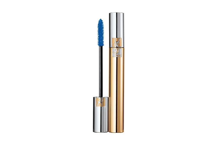 Тушь Mascara Volume Effet Faux Cils, оттенок N°3 синий, Yves Saint Laurent Beauté