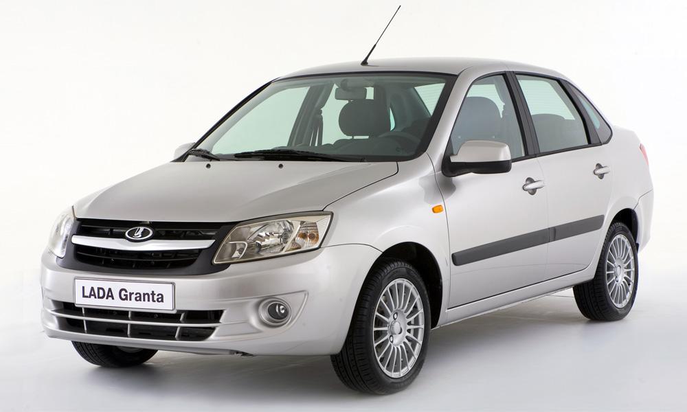 Lada Granta перестанет быть народным автомобилем