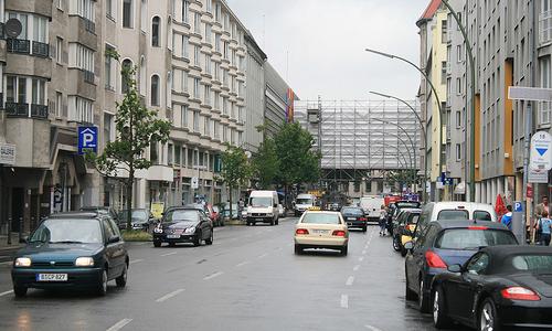 В марте авторынок Германии сократился на 27%