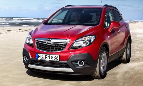Кроссовер Opel Mokka начнут собирать в Санкт-Петербурге
