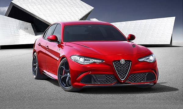 Alfa Romeo показала новый седан Giulia