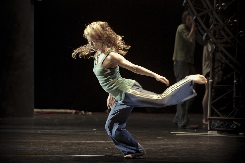 Елена Фокина в спектакле «Эдип»