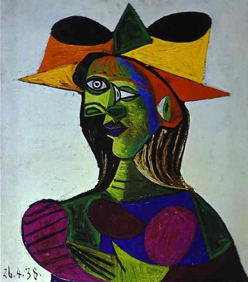 Пабло Пикассо, «Портрет Доры Маар»