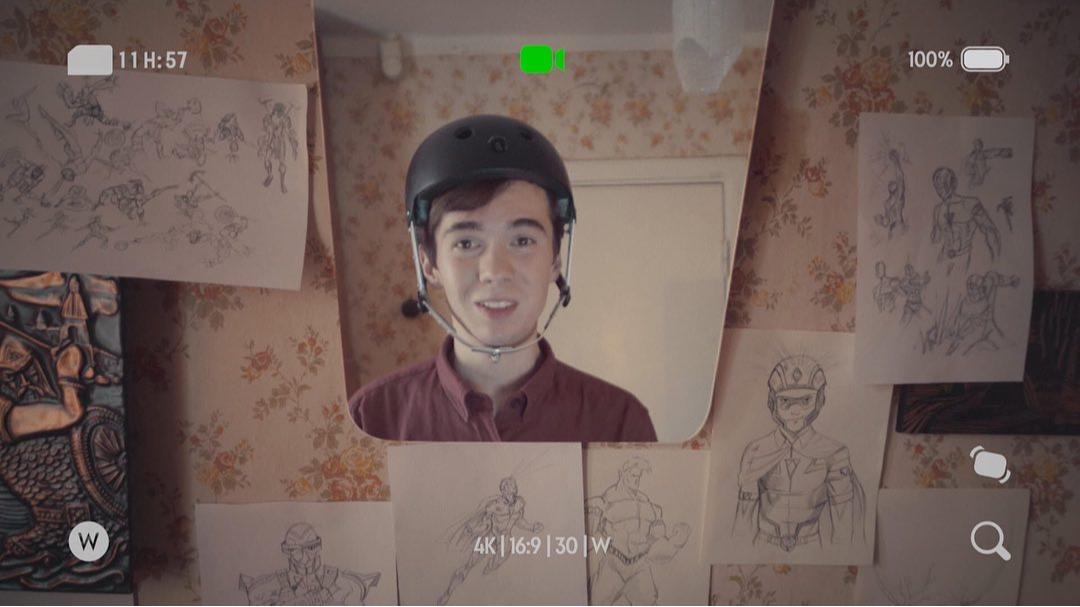 Кадр из сериала «Стрим»
