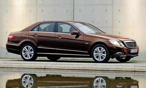 Тест-драйв Mercedes-Benz E200. Муки выбора