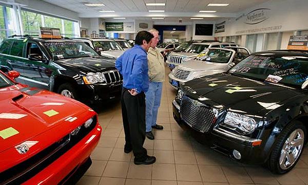 Chrysler ликвидирует 350 дилеров в Европе