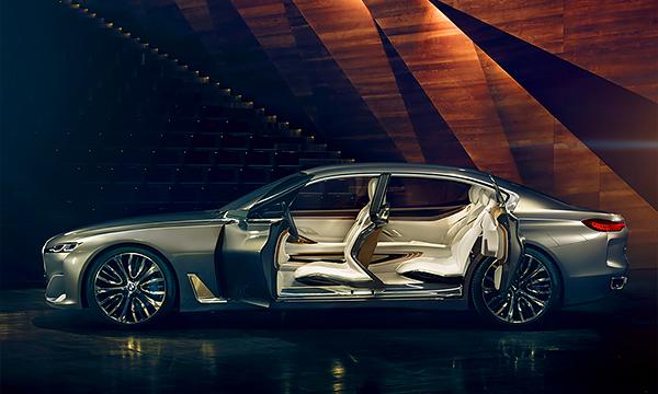 BMW представит новое купе 9-Series в 2020 году