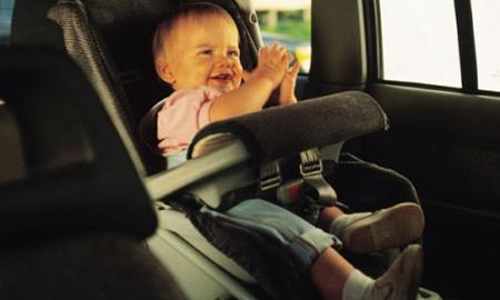 Штрафы за перевозку детей без специальных кресел предложили увеличить