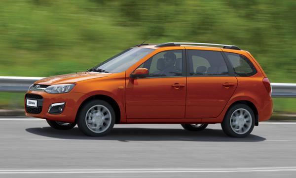АвтоВАЗ начал производство новой Lada Kalina в кузове универсал