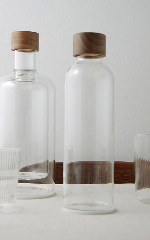 Стеклянные бутылки, Brunello Cucinelli