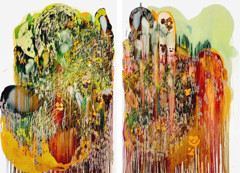 Влад Кульков, Суперцветоломкая, антидот для цивилизации. Из проекта «Бисер из Хиросимы» (диптих)
