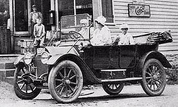 106 лет назад автомобиль первый раз убил человека