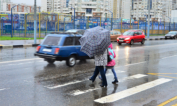 На пешеходных переходах установят муляжи детей