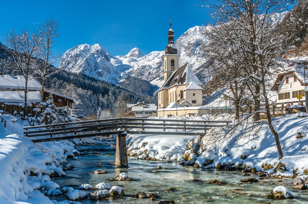 Предгорье баварских Альп