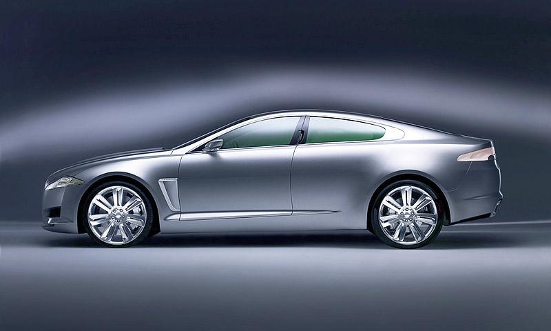 Jaguar XFR Coupe