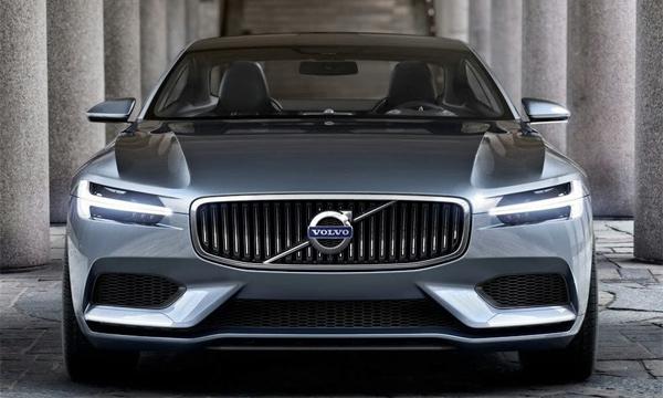 Volvo опровергла слухи о седане S100
