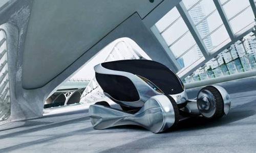 Игорь Ястребов стал одним из финалистов конкурса дизайна Peugeot