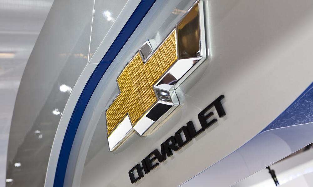 Chevrolet стал официальным спонсором Манчестер Юнайтед