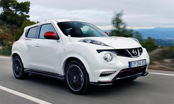 Nissan Juke получил новый дизельный мотор