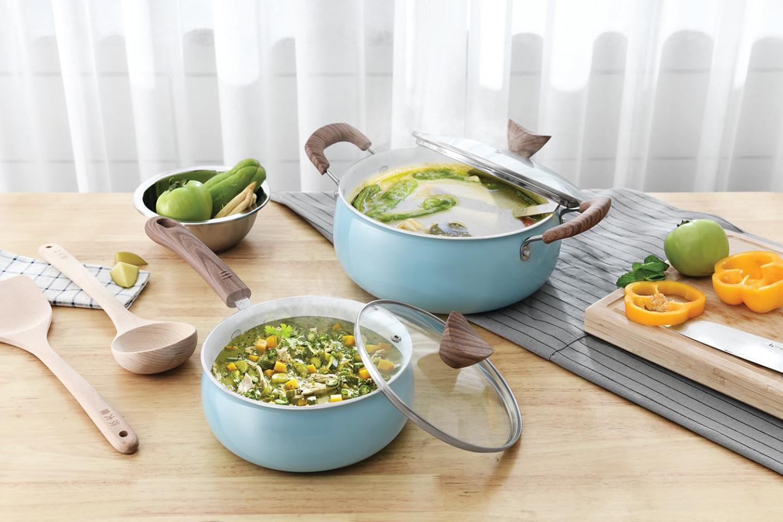 Варка в воде или на пару — это лучший «нейтральный» способ приготовления пищи, при котором ГИ меняется меньше всего