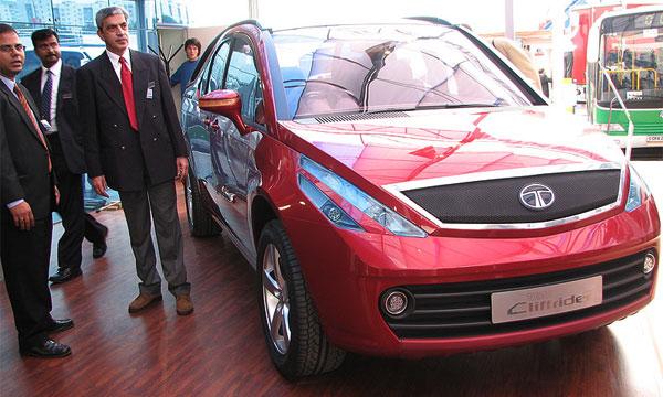 Индийская Tata Motors выходит на российский рынок
