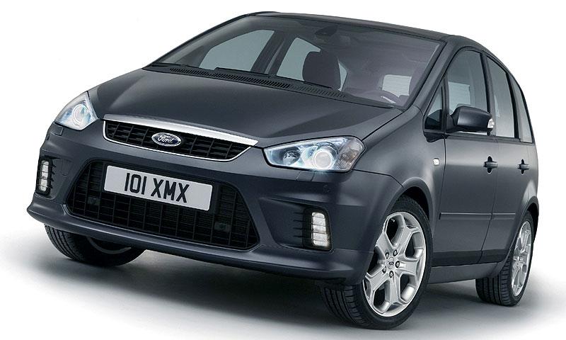 Обновленный Ford C-MAX