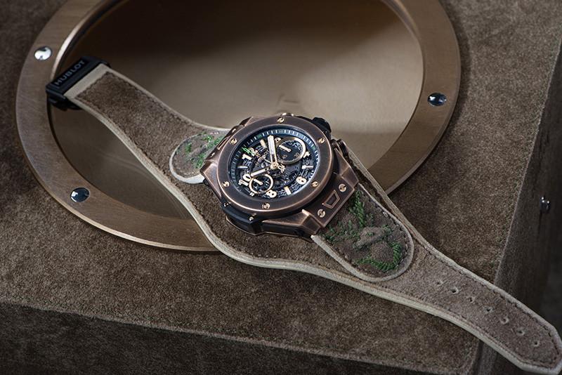 Часы Big Bang Bavaria, Hublot, лимитированная серия из 100 экземпляров
