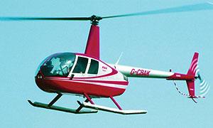 В Норвегии небольшой вертолет врезался в бензовоз
