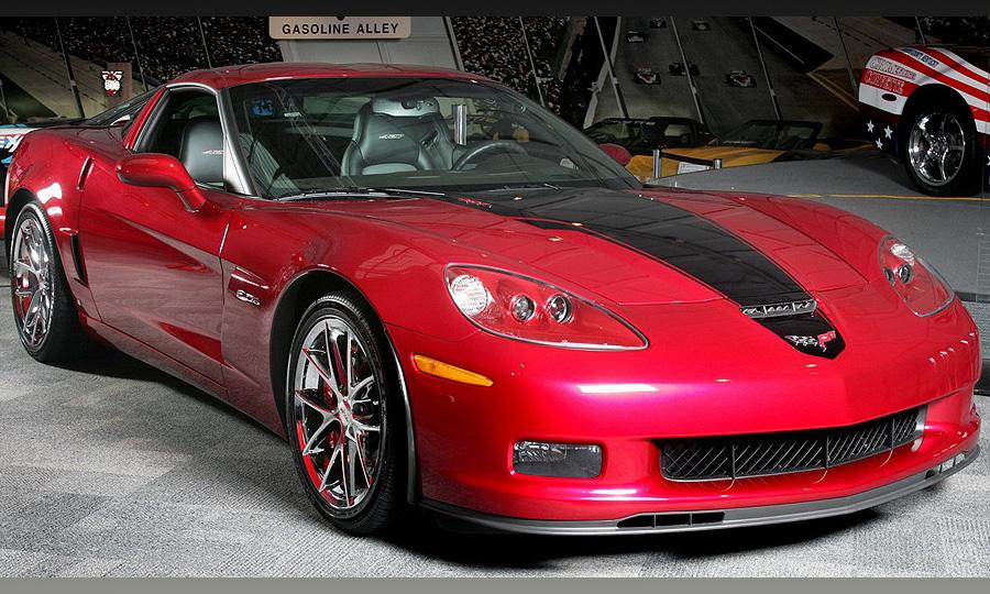 Chevrolet Corvette 427 Z06