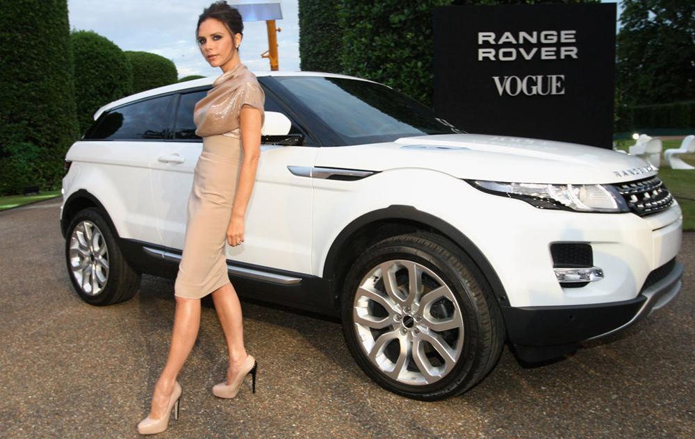 Range Rover Evoque признали лучшим женским автомобилем