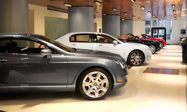 Названы самые популярные люксовые автомобили на вторичном рынке