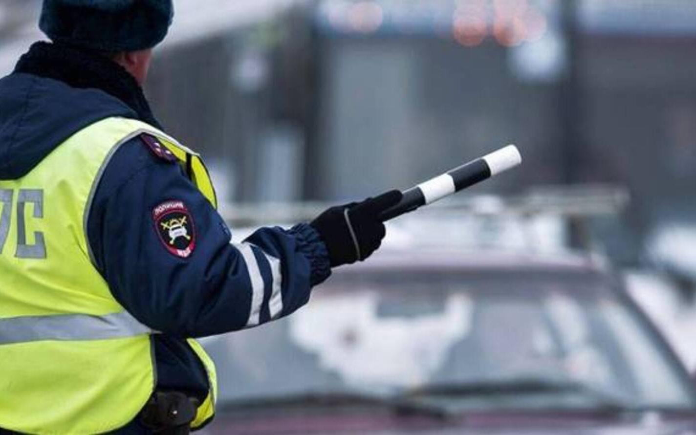 ГИБДД рассказала, где устроит «сплошные проверки» водителей