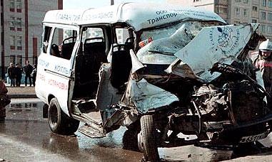 Страшная катастрофа в Туве