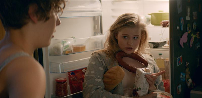 Кадр из фильма«Я худею»