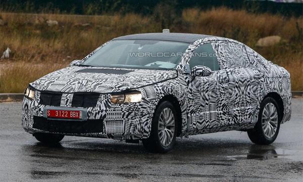 Новый Volkswagen Passat построят на платформе MQB