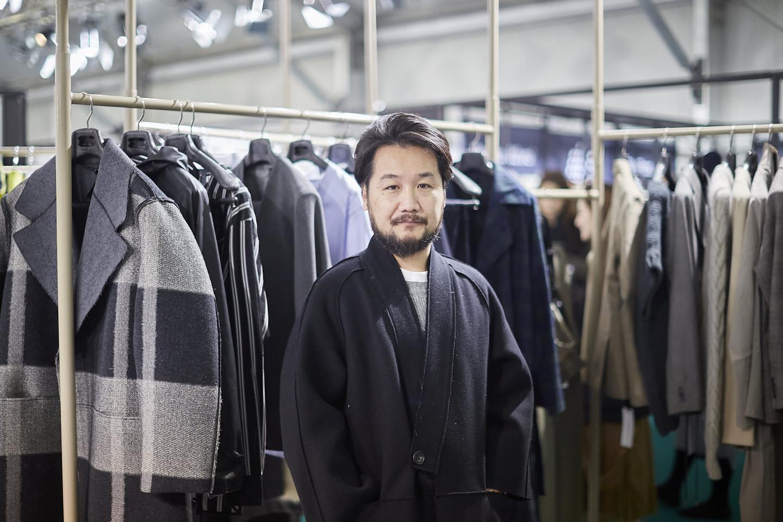 Коичи Ватанабэ, один из шести лауреатов Tokyo Fashion Award