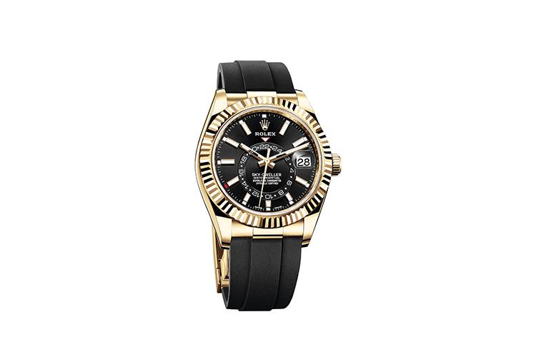 Часы Oyster Perpetual Sky-Dweller, Rolex