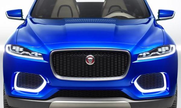 Опубликовано первое изображение концепта Jaguar C-X17