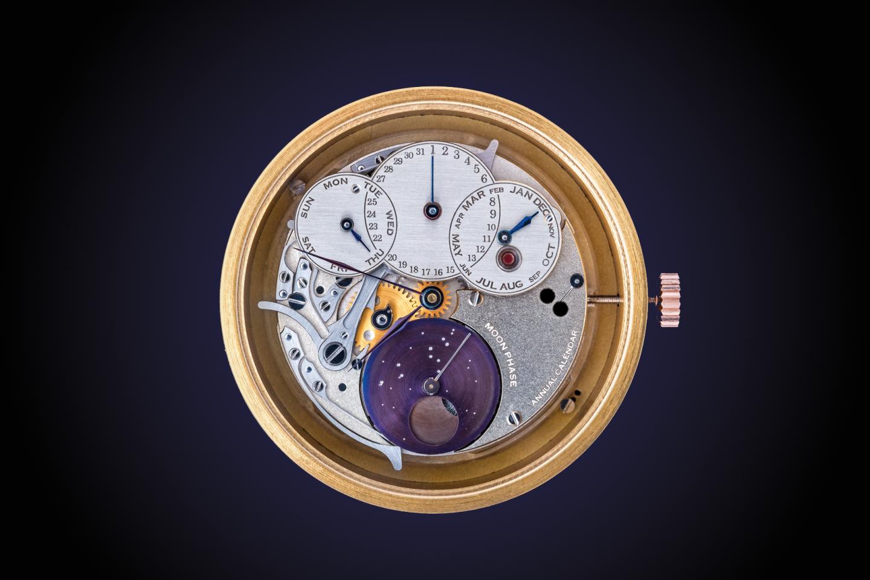 Проект, получивший первую премию на F. A. Lange Watchmaking Excellence Award