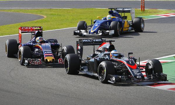Умная гонка. Формула-1 провела идеальный Гран-при в Японии