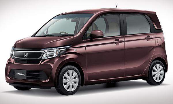 Honda покажет микровэн N-WGN