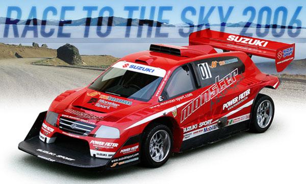 Для горных гонок создали заряженную Suzuki Vitara с 1000-сильным мотором